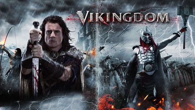 Vikingdom - O Reino Viking | filmes-netflix.blogspot.com