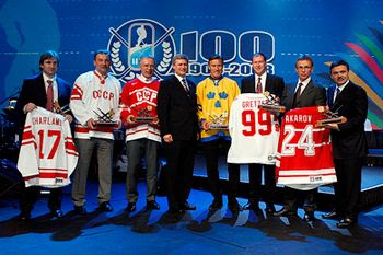 IIHF All Century Team