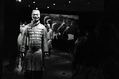 Terracotta Warriors - Armored Infantry man