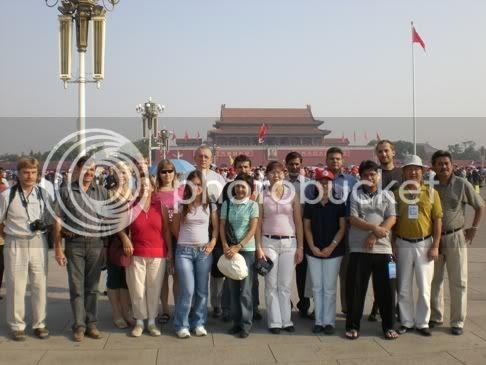 Catatan Perjalanan Beijing