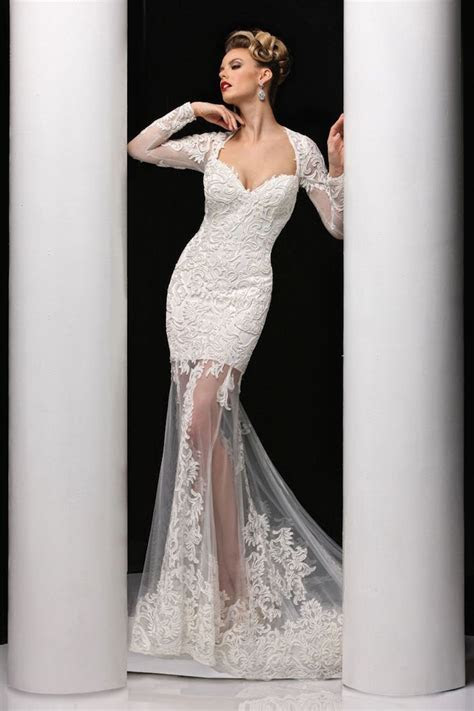 Simone Carvalli Wedding Dresses   MODwedding