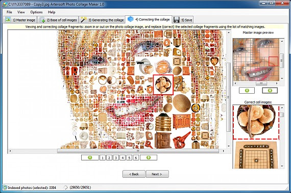 Artensoft Photo Collage Maker 1.4