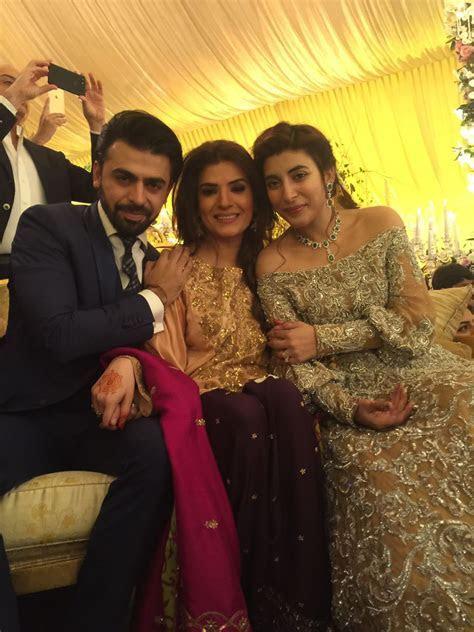 Urwa Hocane and Farhan Saeed's stunning wedding bash (see