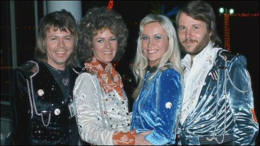 It is 35 years since Abba took