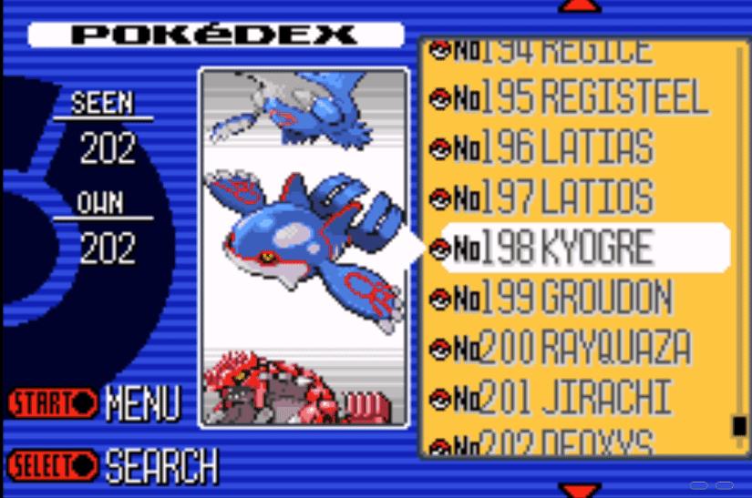 Cheat Codes Pokemon Feuerrot