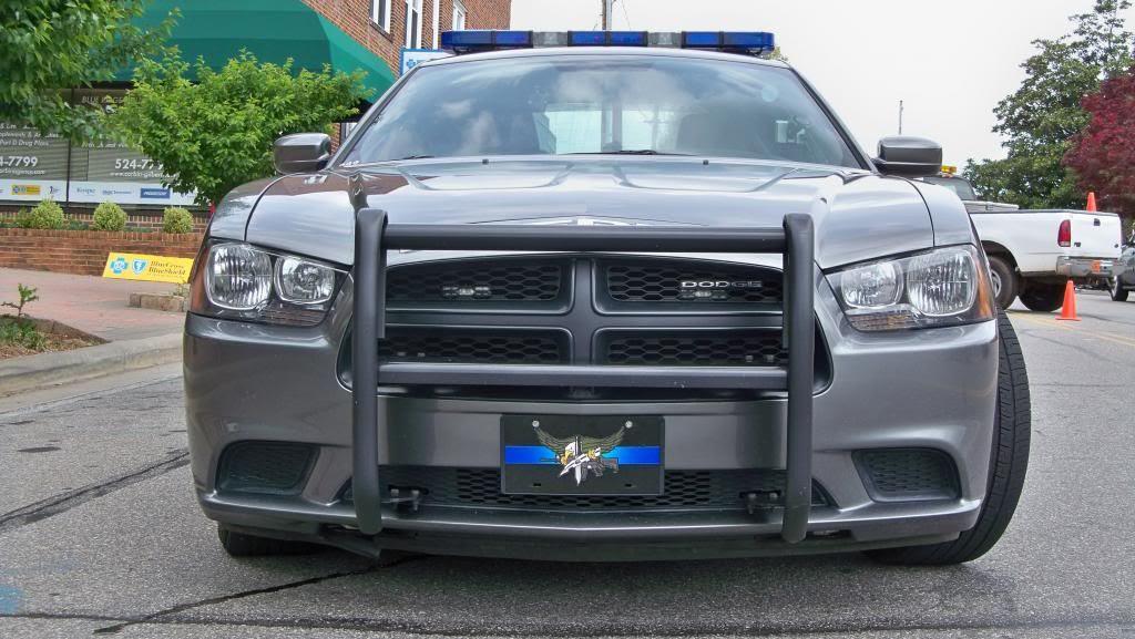 MCSO Patrol Car
