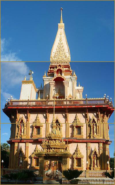 Wat Chalong - Phuket's largest and most sacred shrine