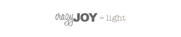 crazyjoy = light