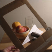 Use um visor para configurar sua composição.