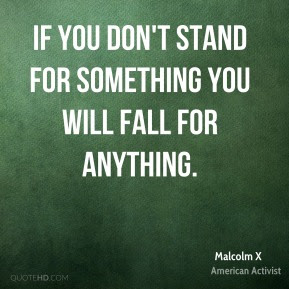 Stand For Something Quotes Page 1 Quotehd