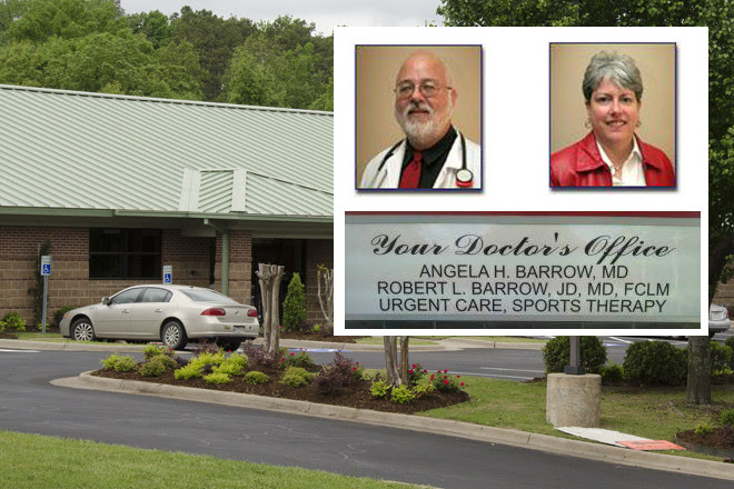 Dr. Robert Barrow Pleads Guilty to $2.2 Million Health ...
