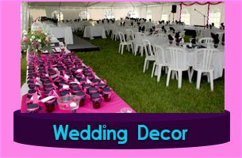 Botswana Wedding Decor for Sale Wedding Decor for