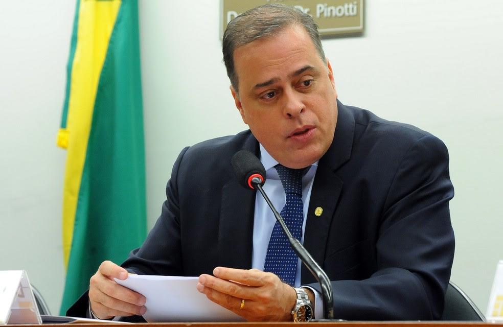 O novo relator da denúncia contra Temer, deputado Abi-Ackel (PSDB) (Foto: Luis Macedo / Câmara dos Deputados)
