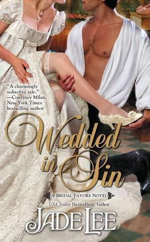 Wedded in Sin (Bridal Favors, #2)