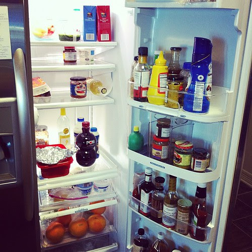 {Day 29: Inside of Your Fridge} #janphotoaday