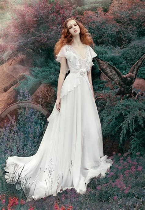 Celtic Wedding Dress Celtic renaissance wedding   All