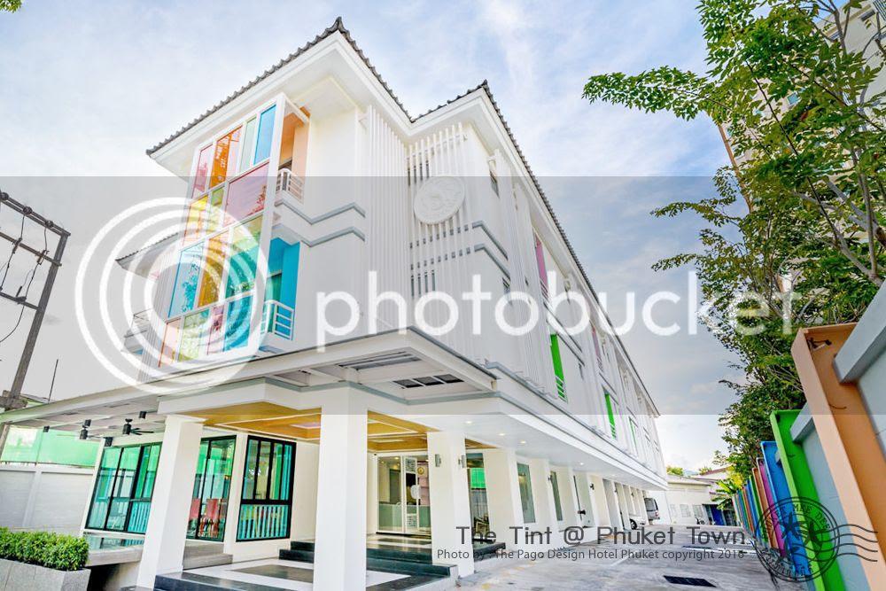 The Tint @ Phuket Town