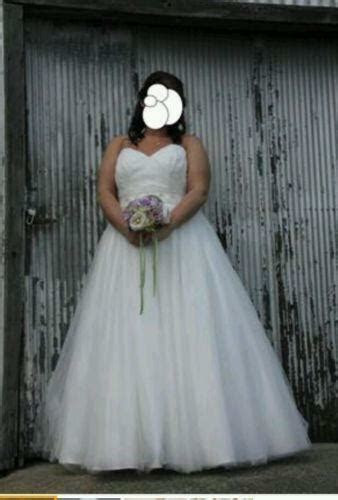 wedding dress size  ebay