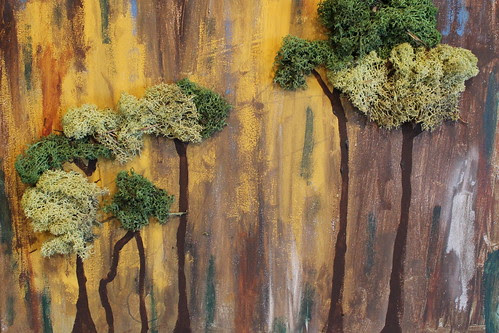Kelly's mossy forrest painting