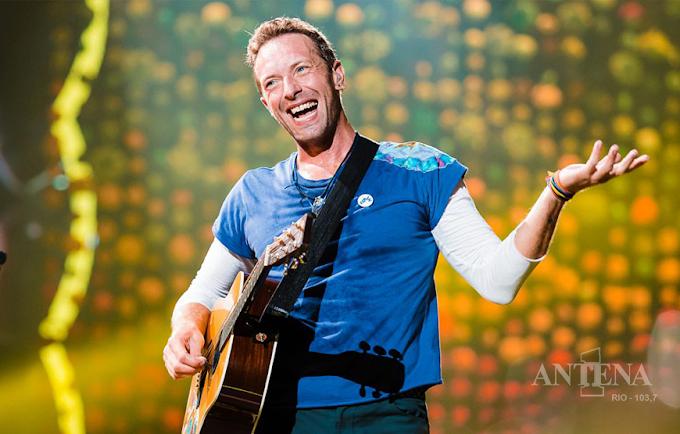 Coldplay anuncia novo single Higher Power