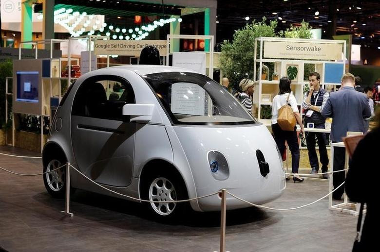 Image result for Google, Ford and Honda among automakers against proposed self-driving car regulations in California