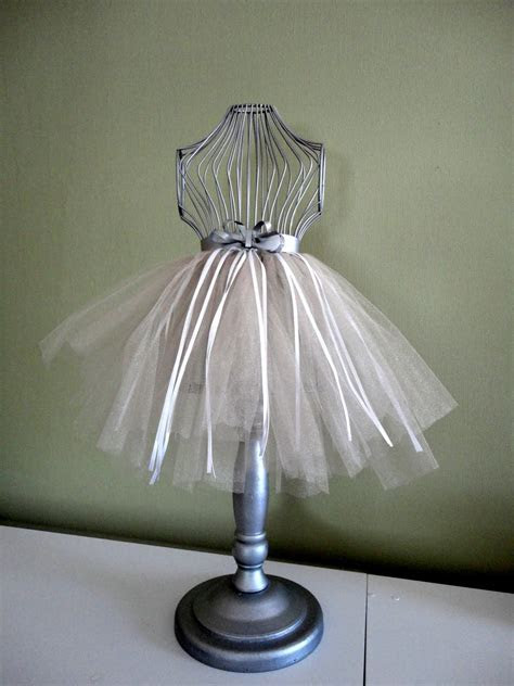 Cheap Wire Dress Form   Creative Craft: Ballerina Bow