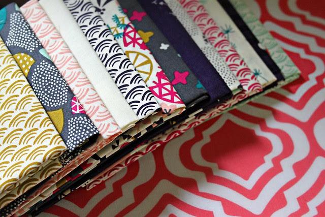 Koi by Rashida Coleman-Hale for Cloud9 Fabrics!