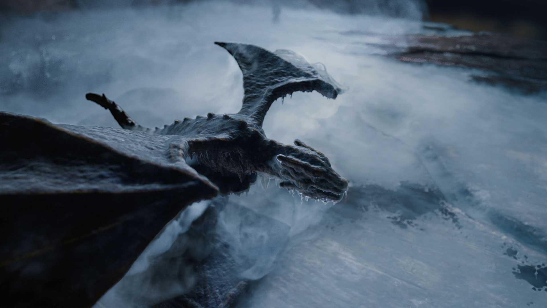 Movie Wallpaper Game Of Thrones Season 8 Dragon Poster