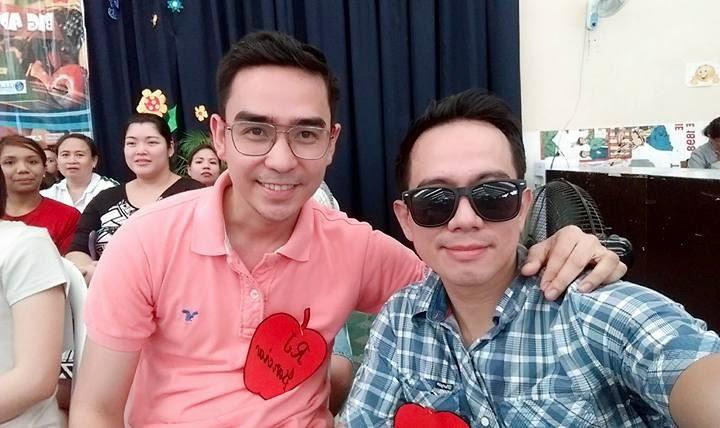 The VoiceMaster with Appleboy RJ Garcia