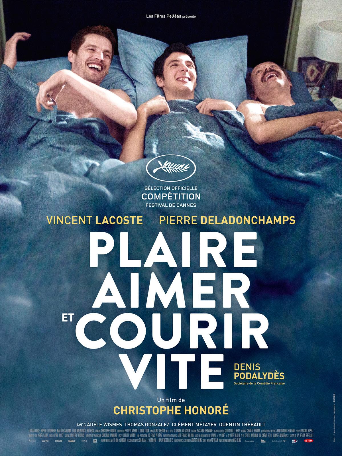 Plaire Aimer Et Courir Vite Film 2017 Allociné