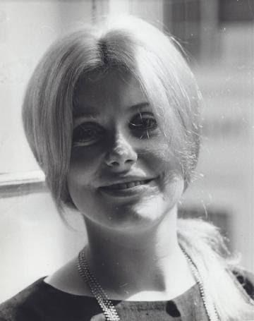 Catherine Deneuve, en una imagen de 1965.