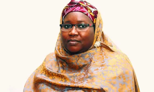 PDP, Oby Ezekwesili condemn Appointment of Buhari's Niece, Amina Zakari as Head of Collation Centre Committee for 2019 Elections