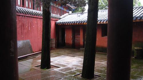 Guangfu Temple, Xichang