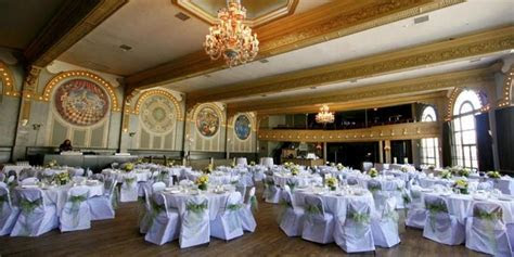 McMenamins Crystal Ballroom & Hotel Weddings   Get Prices