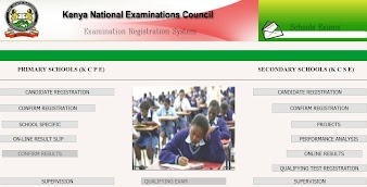 KNEC: Replacing KCSE and KCPE Lost Certificate statement