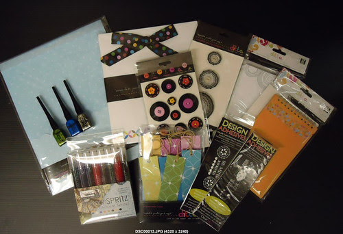 Hampton Art Blog Hop Prize for Clearsnap Hop