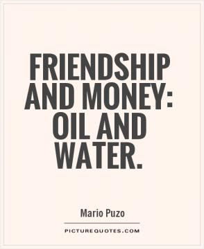 Quotes About Money And Friends 102 Quotes