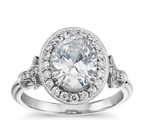 trend   oval shape diamond engagement rings