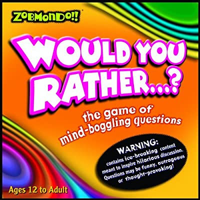 Would You Rather . . . Board Game