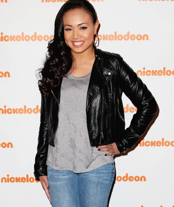 Cymphonique Miller at the 2012 Nickelodeon Upfronts in Hollywood