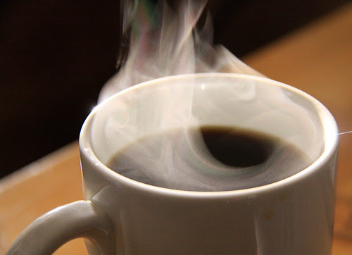 coffee steam 2