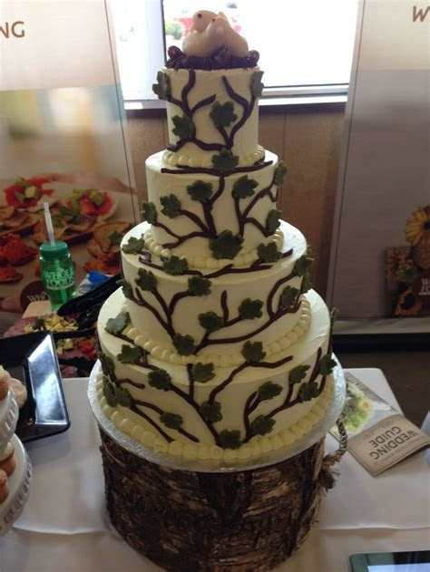 Whole Foods Market wedding cake   WFM Cakes   Pinterest