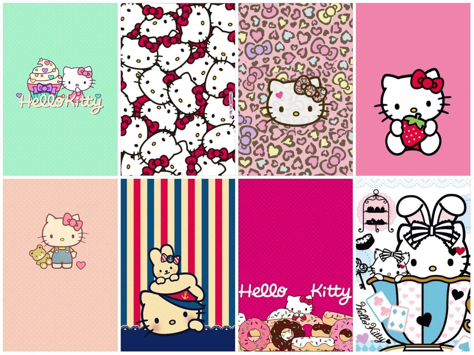 Hello Kitty Wallpapers 2016 - Wallpaper Cave