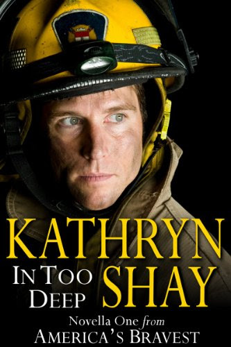 In Too Deep (Hidden Cove Series) by Kathryn Shay