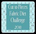 fabric diet challenge logo