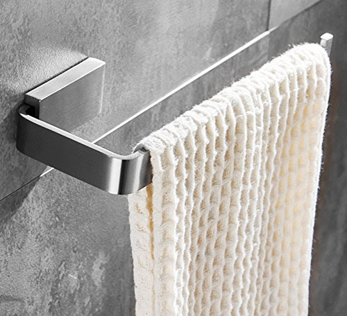 Elloallo 24 Inch Bathroom Double Towel Bar Holdersus 304 Stainless