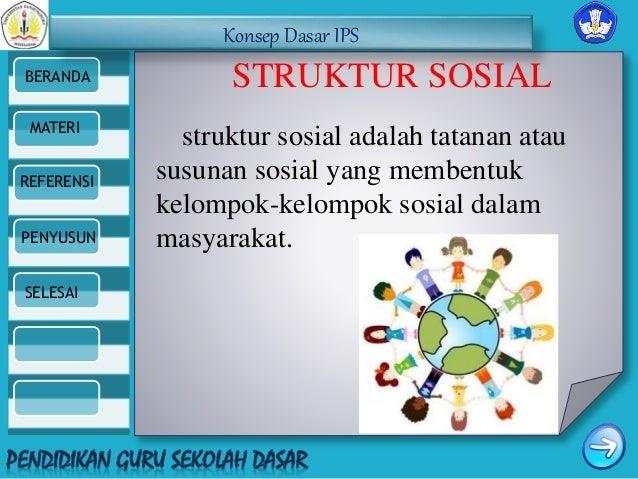 Jelaskan Yang Dimaksud Struktur Sosial Berfungsi Sebagai ...