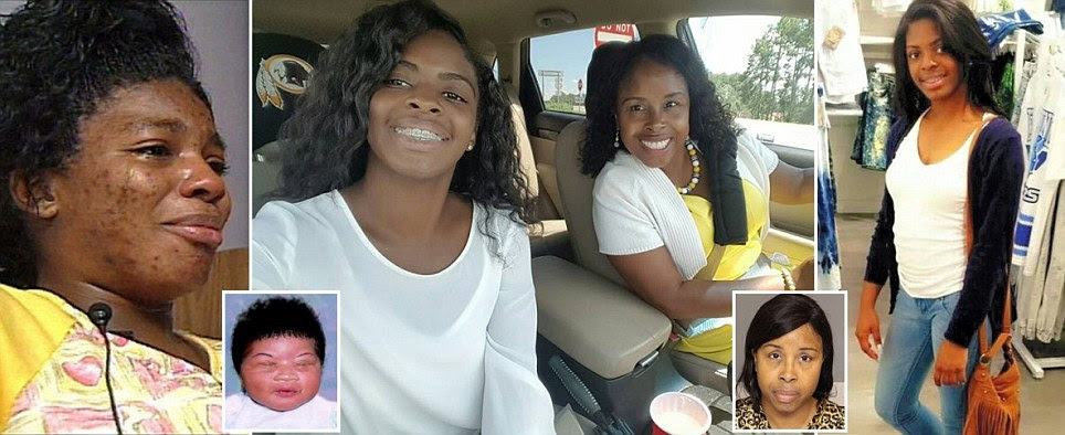 Kamiyah Mobley is found alive in South Carolina 18 years after kidnapping