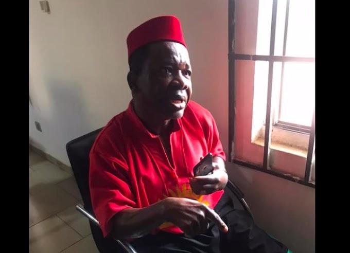 NEWS: Nigeria Army Gives Reason For Arresting Popular Nigerian Actor Chinwetalu Agu
