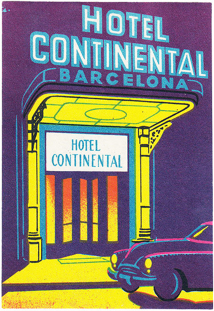 Hotel Continental - Barcelona